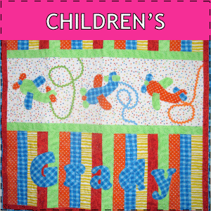 Childrens Quilts button